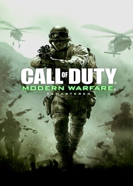 Call of Duty: Modern Warfare Remastered Player Count - GitHyp